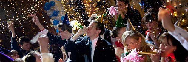 Le feste ci fanno invecchiare