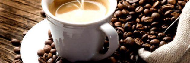 Un caffè per la pelle