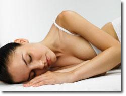Dormire: ecco un segreto di bellezza