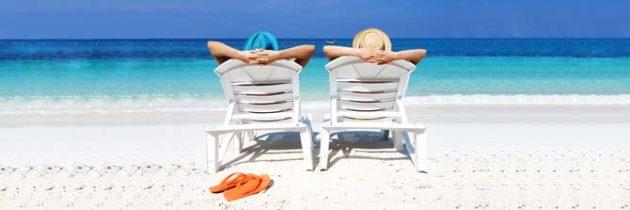 Mare e sole: 5 regole d'oro!