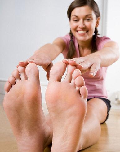 Trattamento di un fungo e sudore di gambe