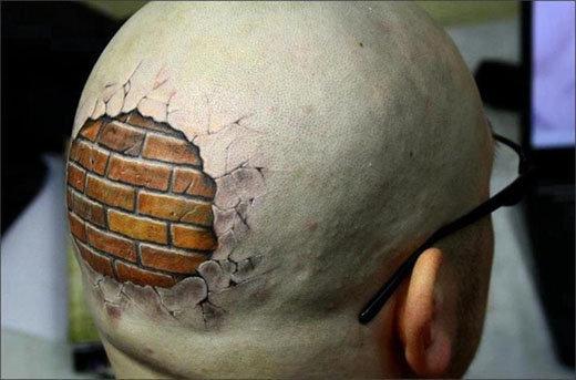 wall-head