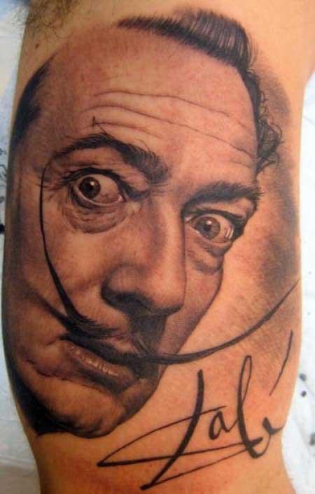 tatuaggio-salvador-dali1