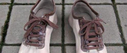 La scarpa…