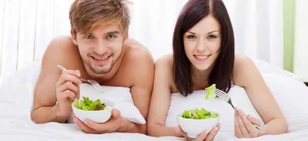 vegetarian sex